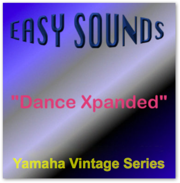 Yamaha Vintage 'Dance Xpanded' (Download)