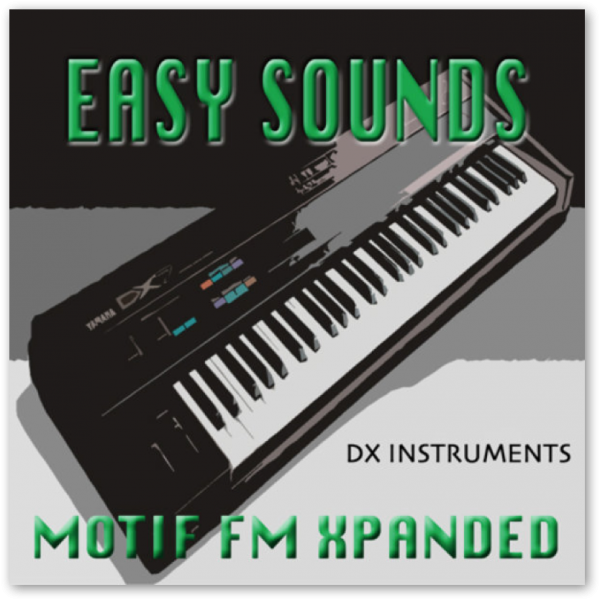 MOTIF XF / XS / MOXF 'FM Xpanded' (Download)