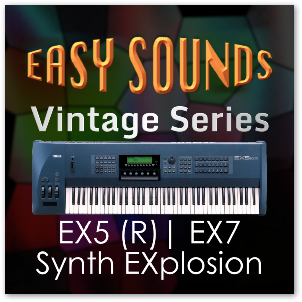 Yamaha Vintage 'EX5 Synth EXplosion' (Download)