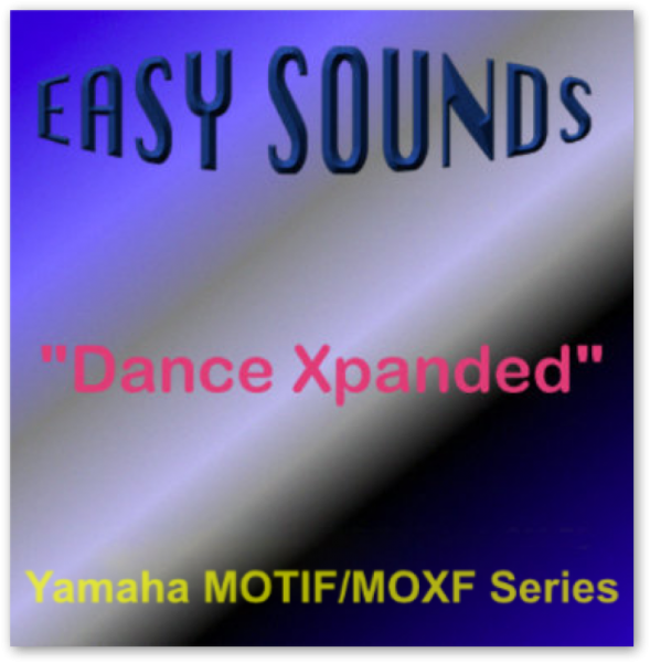 MOTIF XF / XS / MOXF 'Dance Xpanded' (Download)