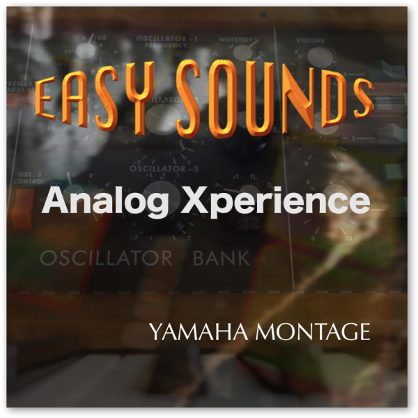MONTAGE 'Analog Xperience' (Download)