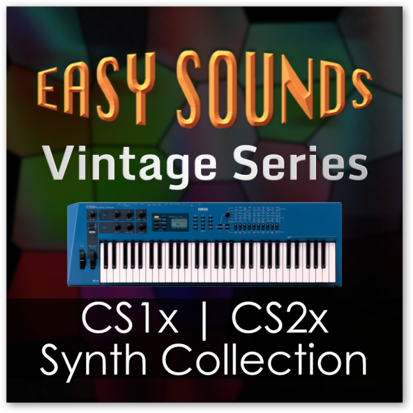 Yamaha Vintage 'CS1x/CS2x Synth Collection' (Download)