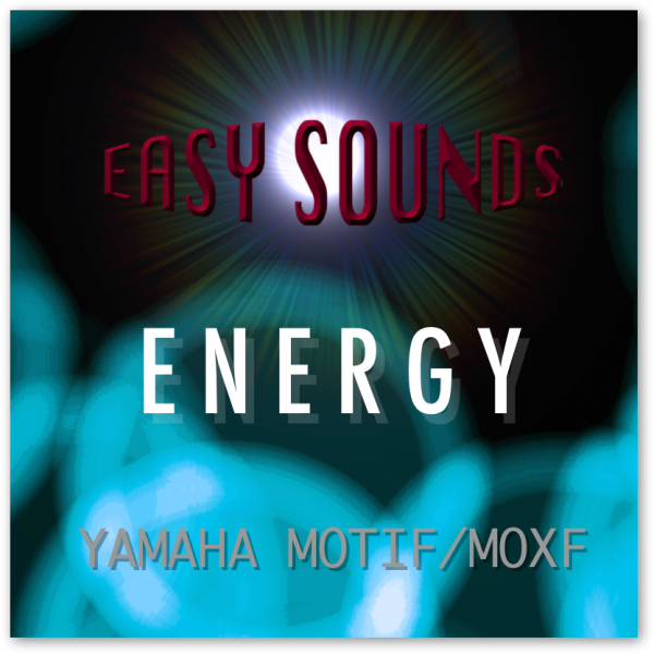 MOTIF XF / XS / MOXF 'Energy' (Download)