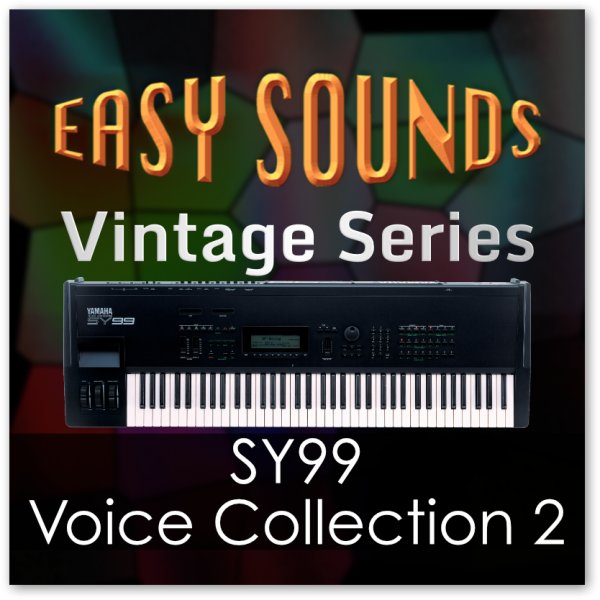 Yamaha Vintage 'SY99 Voice Collection 2' (Download)