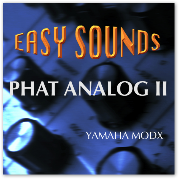 MODX 'Phat Analog II' (Download)