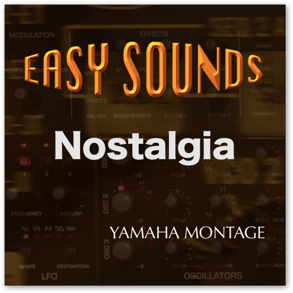 MONTAGE 'Nostalgia' (Download)