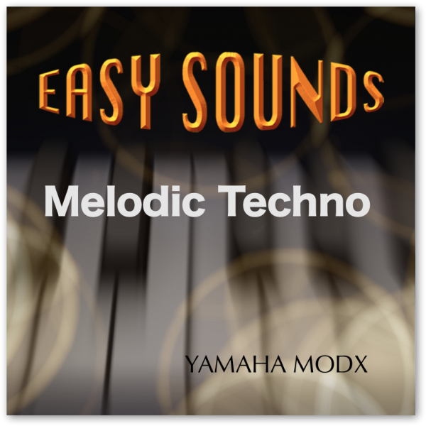 MODX 'Melodic Techno' (Download)