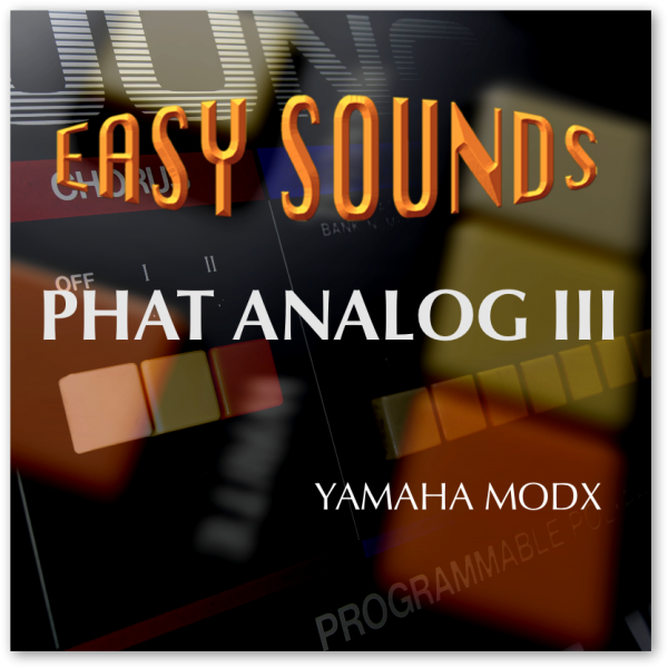 MODX 'Phat Analog III' (Download)