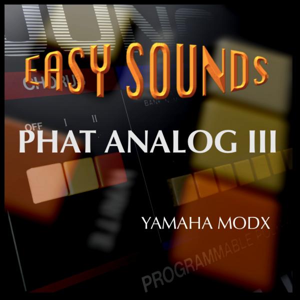 MODX 'Phat Analog III' (Download)