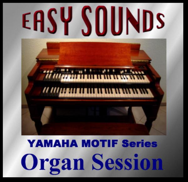 MOTIF XF / XS / MOXF 'Organ Session' (Download)