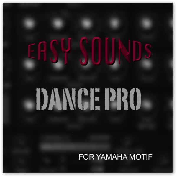 MOTIF XF / XS / MOXF 'Dance Pro' (Download)