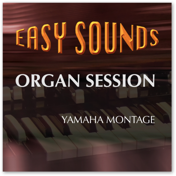 MONTAGE 'Organ Session' (Download)