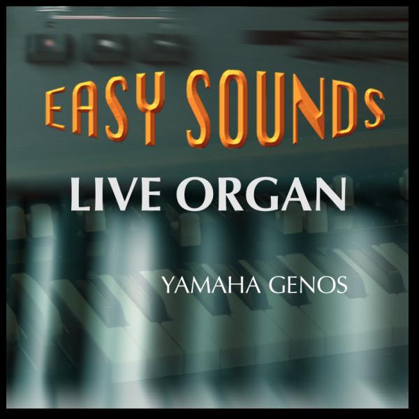 Genos 'Live Organ' (Download)