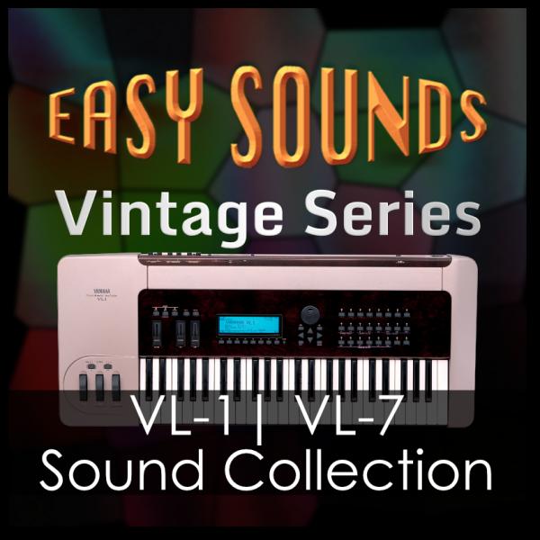 Yamaha Vintage 'VL-1 Soundcollection' (Download)