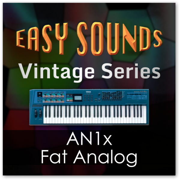 Yamaha Vintage 'AN1x Fat Analog' (Download)