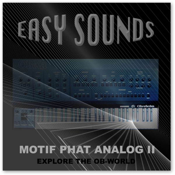 MOTIF XF / XS / MOXF 'Phat Analog II' (Download)