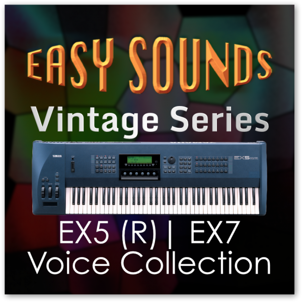 Yamaha Vintage 'EX5 Voice Collection' (Download)