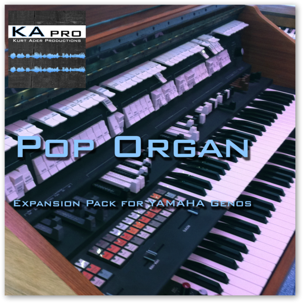 KApro Pop Organ (Download)