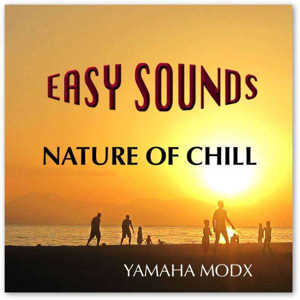 MODX 'Nature Of Chill' (Download)