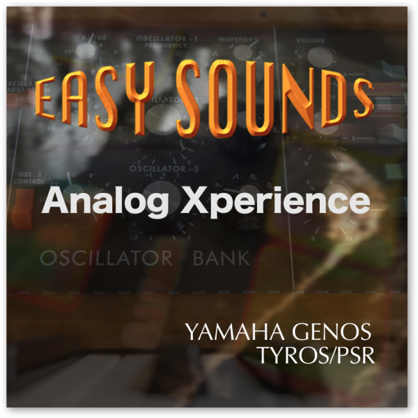 PSR-S970 / S770 'Analog Xperience' (Download)