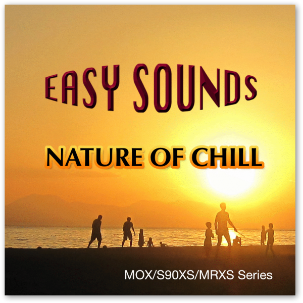 MOX / MRXS 'Nature of Chill' (Download)