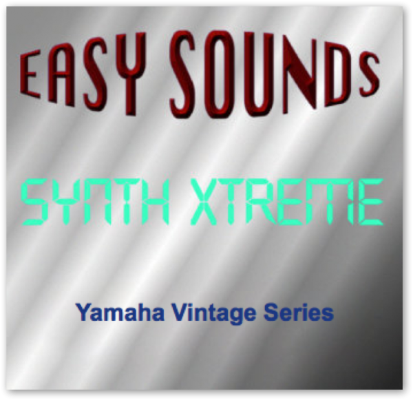 Yamaha Vintage 'Synth Xtreme' (Download)