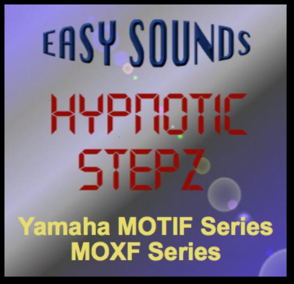 MOTIF XF / XS / MOXF 'Hypnotic Stepz' (Download)