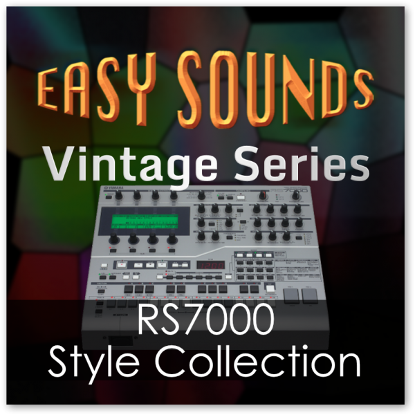 Yamaha Vintage 'RS7000 Style Collection' (Download)