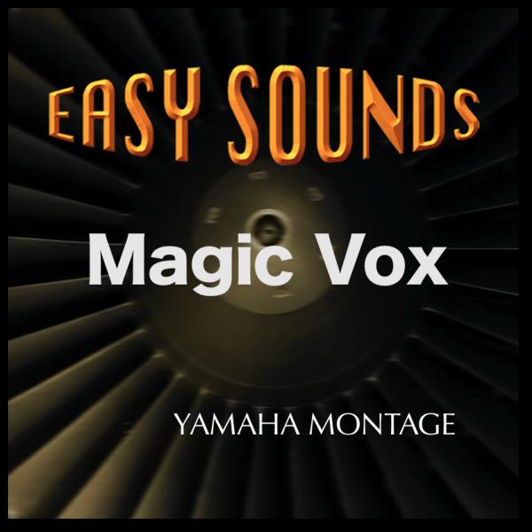 MONTAGE 'Magic Vox' (Download)