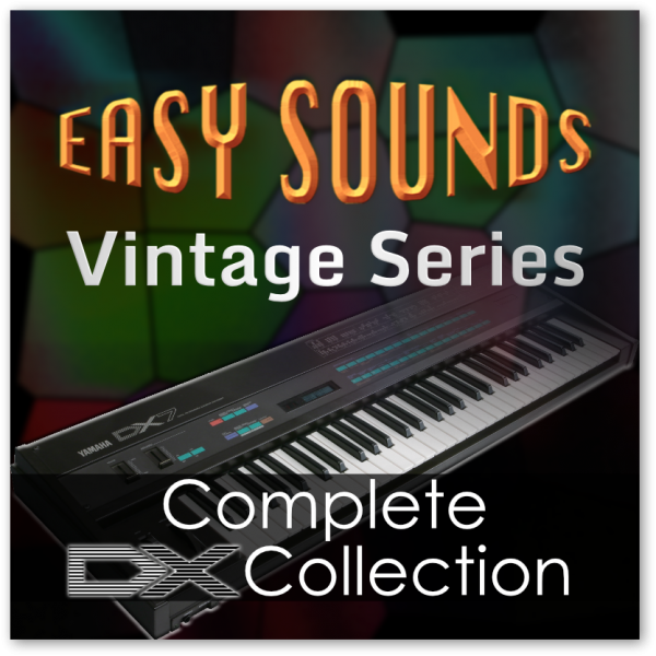 Yamaha Vintage 'Complete DX Collection' (Download)