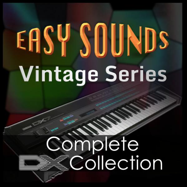 Yamaha Vintage 'Complete DX Collection' (Download)