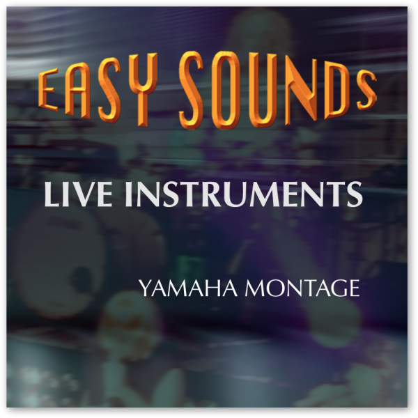 MONTAGE 'Live Instruments' (Download)