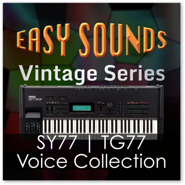 Yamaha Vintage 'SY77/TG77 Voice Collection? (Download)
