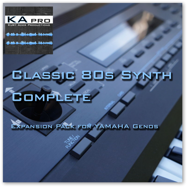 KApro Classic 80s Synth Complete (Download)