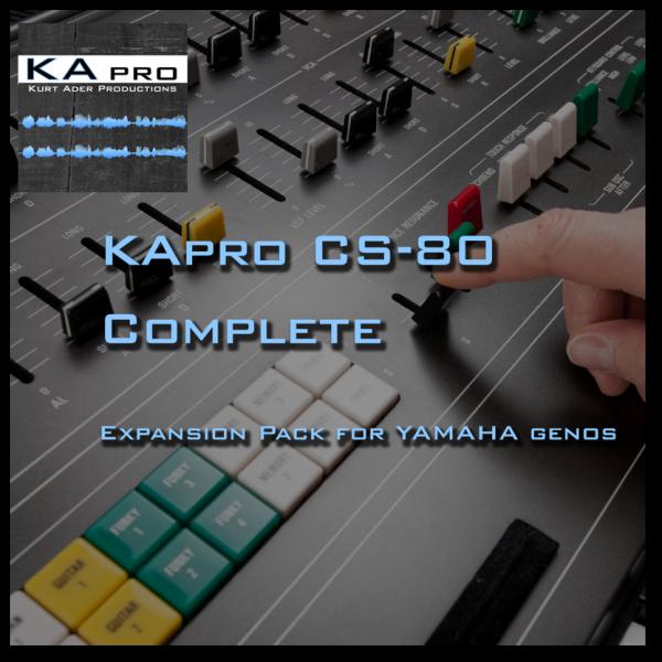 KApro CS80 Complete (Download)