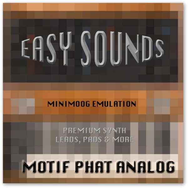 MOX / S90XS / MRXS 'Phat Analog' (Download)
