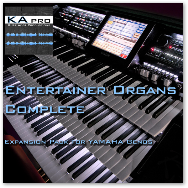 KApro Entertainer Organs Complete (Download)