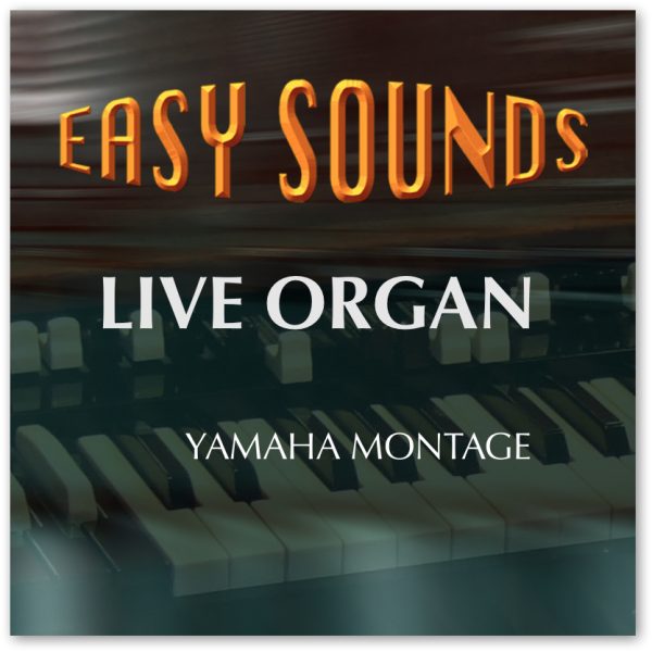 MONTAGE 'Live Organ' (Download)