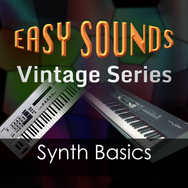 Yamaha Vintage 'CS6x/S80 Synth Basics' (Download)