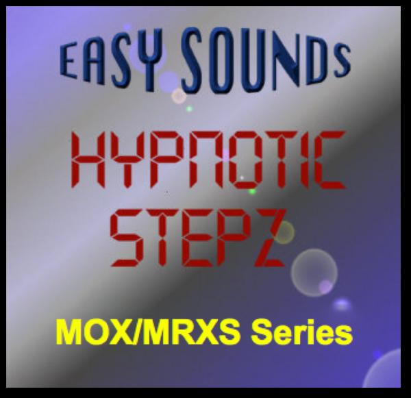 MOX / MRXS 'Hypnotic Stepz' (Download)