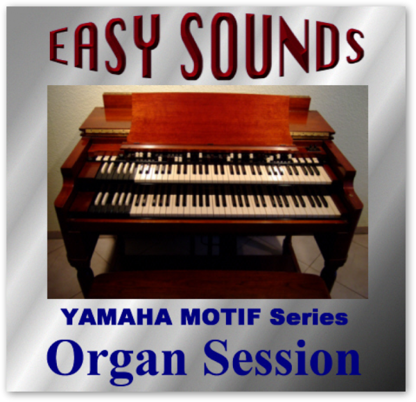 Yamaha Vintage 'Organ Session' (Download)