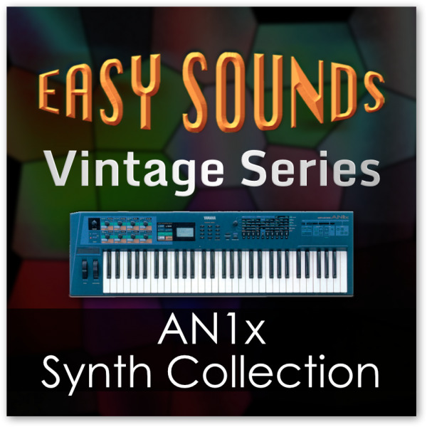 Yamaha Vintage 'AN1x Synth Collection' (Download)