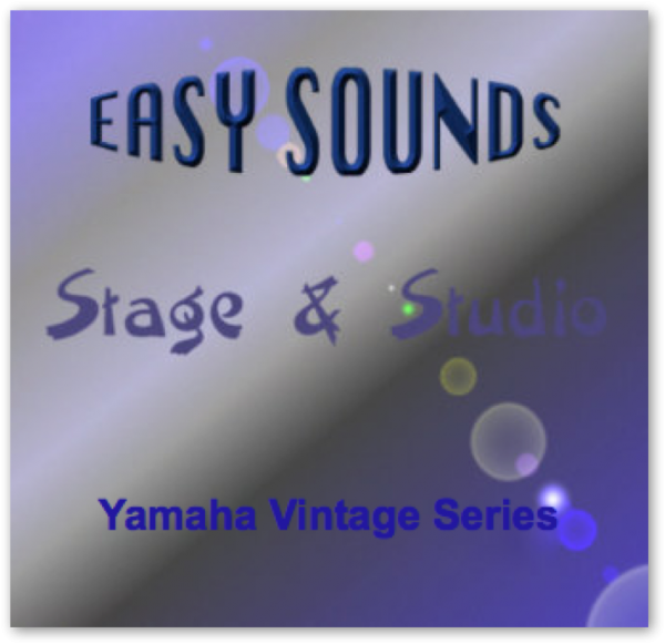 Yamaha Vintage 'Stage & Studio' (Download)
