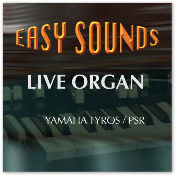 Tyros 5 'Live Organ' (Download)
