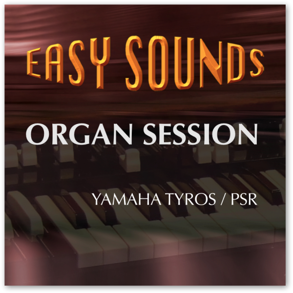 Tyros 5 'Organ Session' (Download)