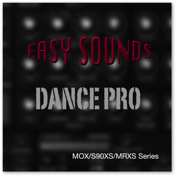 MOX / S90XS / MRXS 'Dance Pro' (Download)