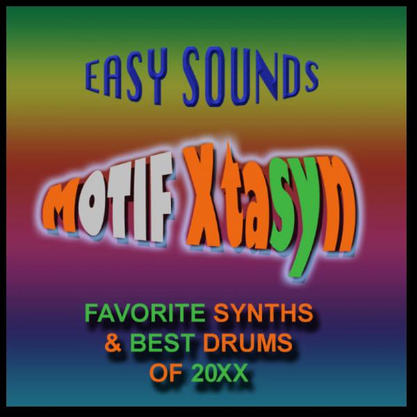 Yamaha Vintage 'Xtasyn' (Download)