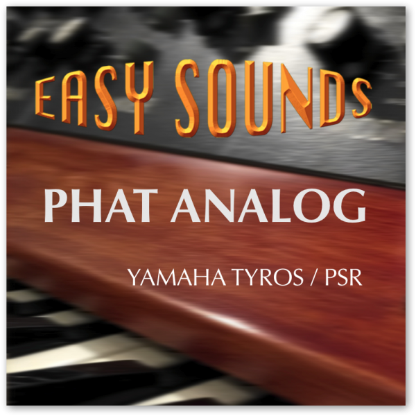 PSR-S975 / S775 'Phat Analog' (Download)