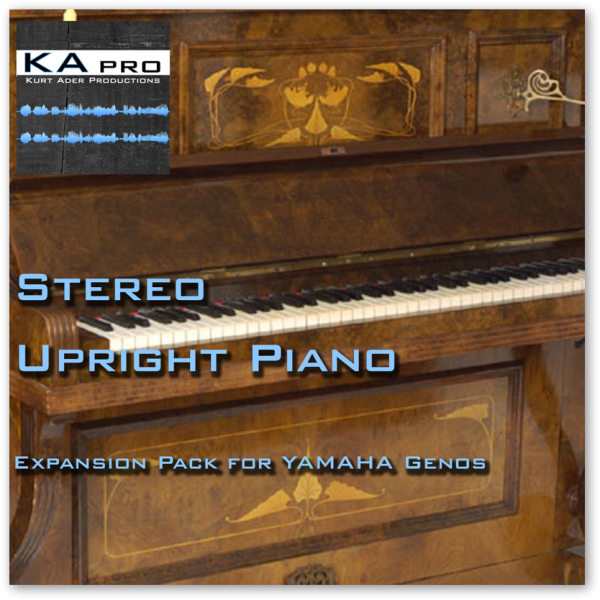 KApro Stereo Upright Piano (Download)