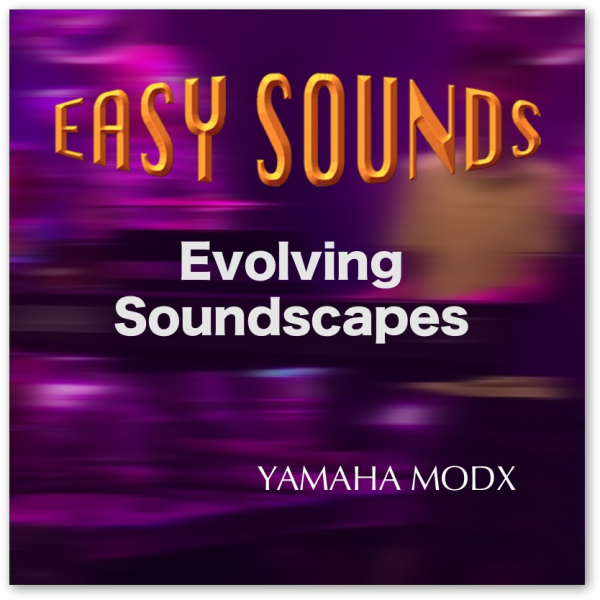 MODX 'Evolving Soundscapes' (Download)